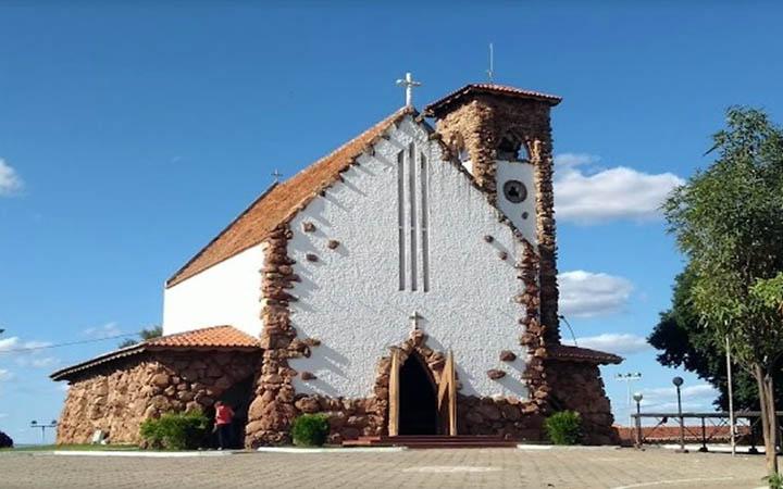 Igreja De São Francisco de Assis em Paulo Afonso