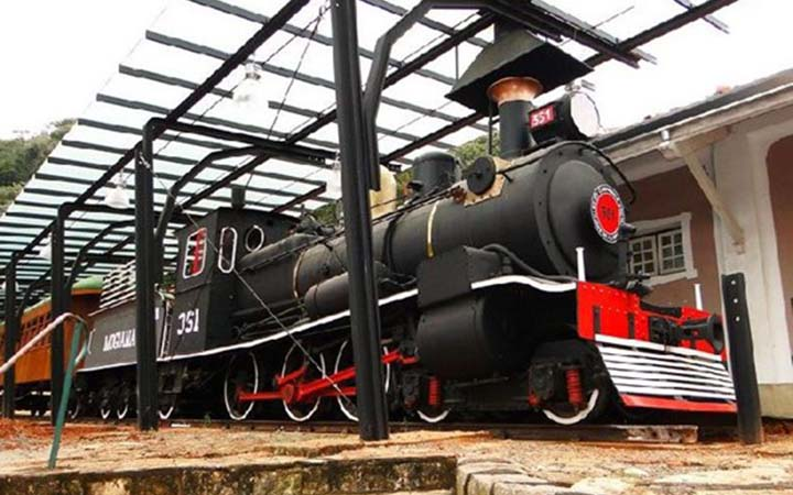 Locomotiva - Monte Alegre do Sul