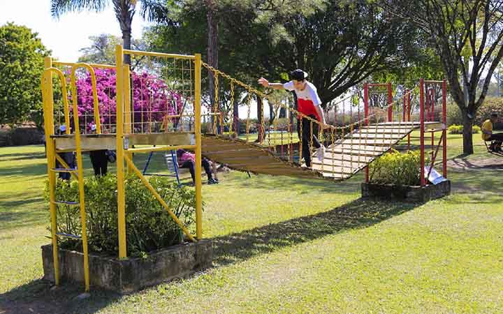 PlayGround do parque Maeda