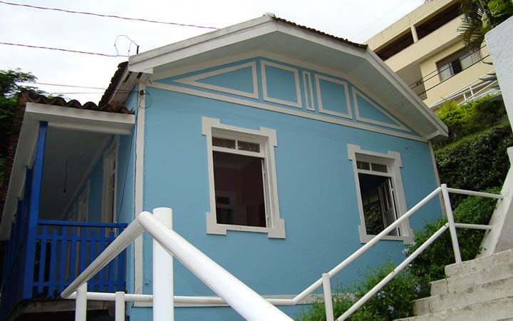 Casa de Cultura Roberto Carlos em Cachoeiro de Itapemirim