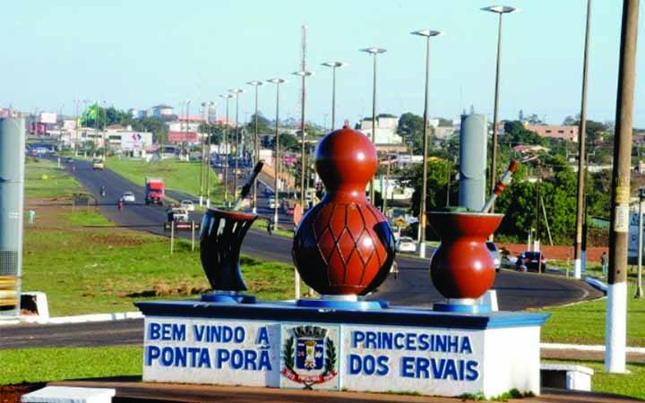 Ponta Porã - MS