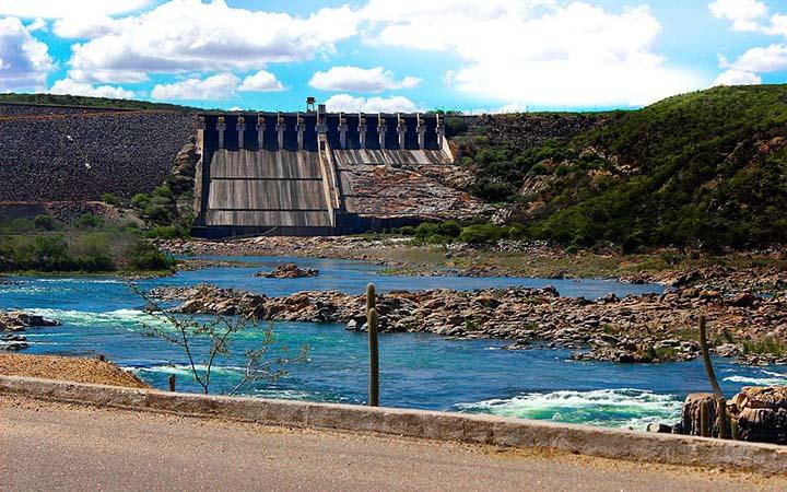 Usina hidrelétrica de Xingó
