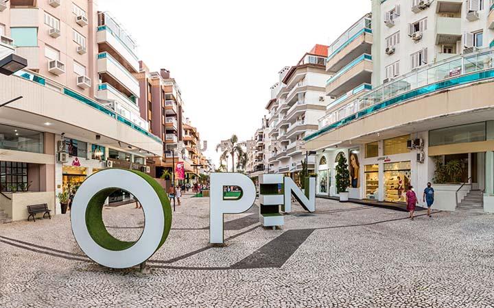 Jurerê Open Shopping