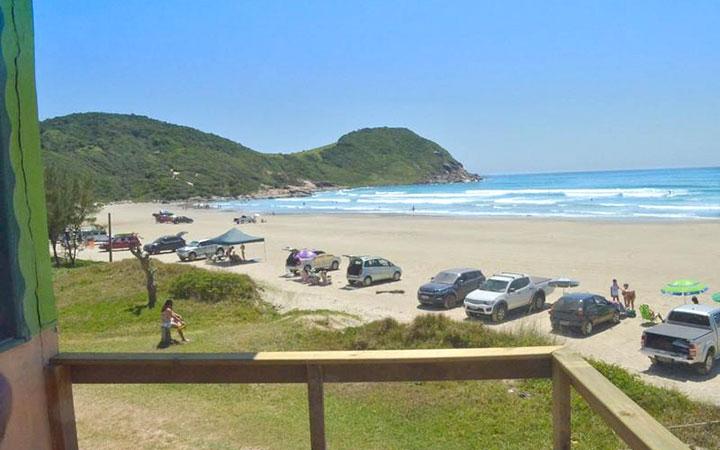 Praia da Luz - SC
