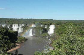 Foz do Iguaçu - Cachoeiras