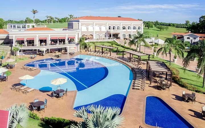 Wish Resort Golf - Foz do Iguaçu