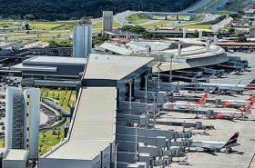Aeroporto Confins Vista Aérea