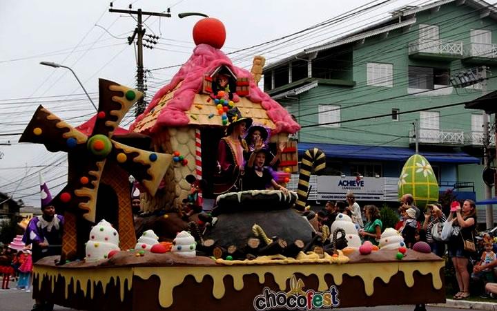 Chocofest em Nova Petrópolis
