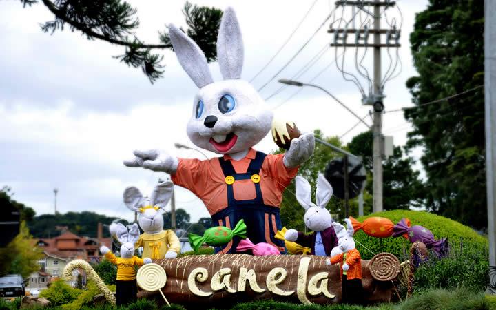 Páscoa em Canela