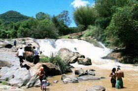 Cachoeira em Extrema MG