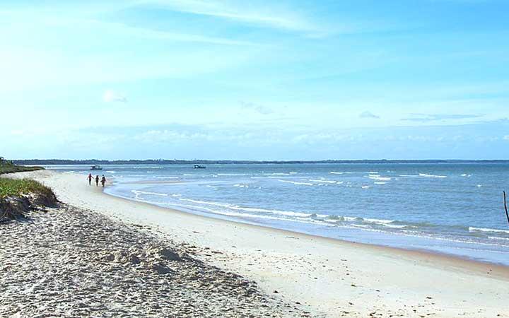 Praia de Corumbau - Prado - BA