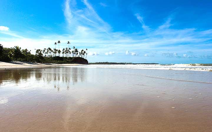 Praia de Cumuruxatiba | Prado - BA