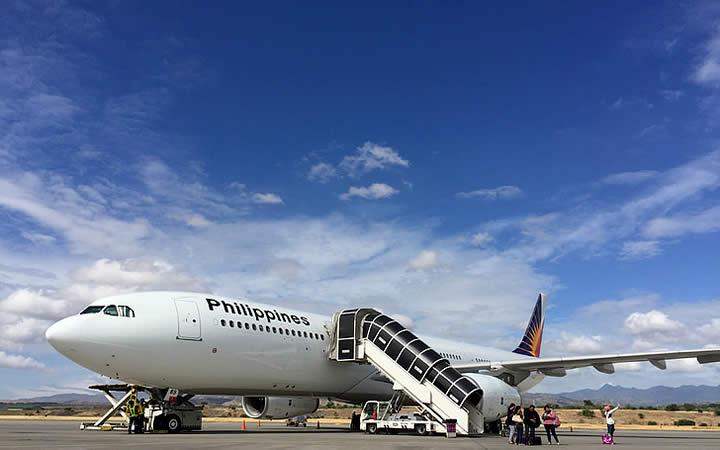 Avião no Aeroporto