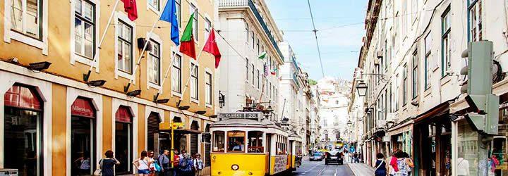 Rua de Portugal Lisboa