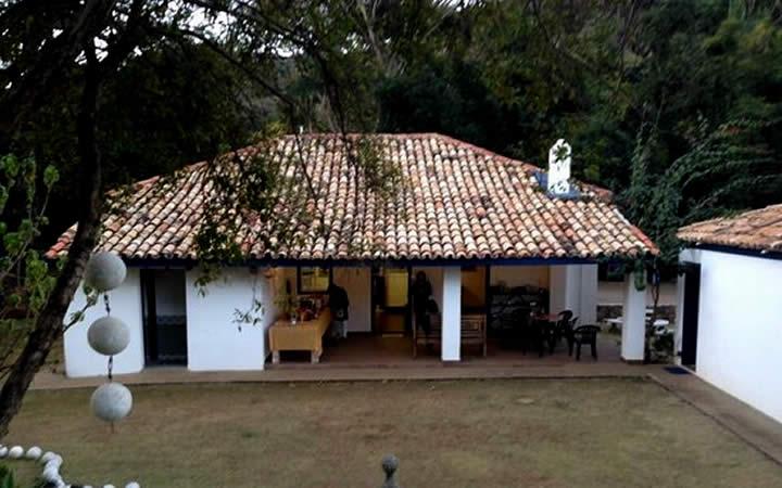 Boca do Leão espaço cultural - Águas da Prata SP