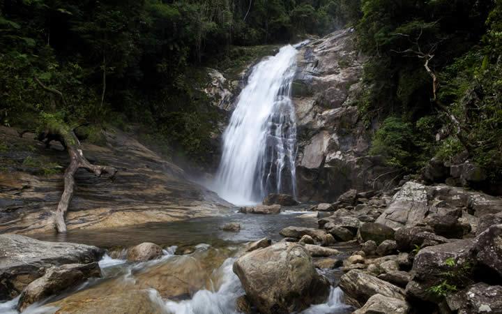 Cachoeira do Ribeirão do Itu Serra do Mar