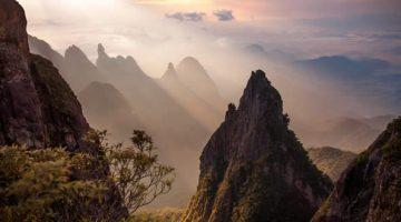 Montanhas Parque Nacional da Serra dos Órgãos