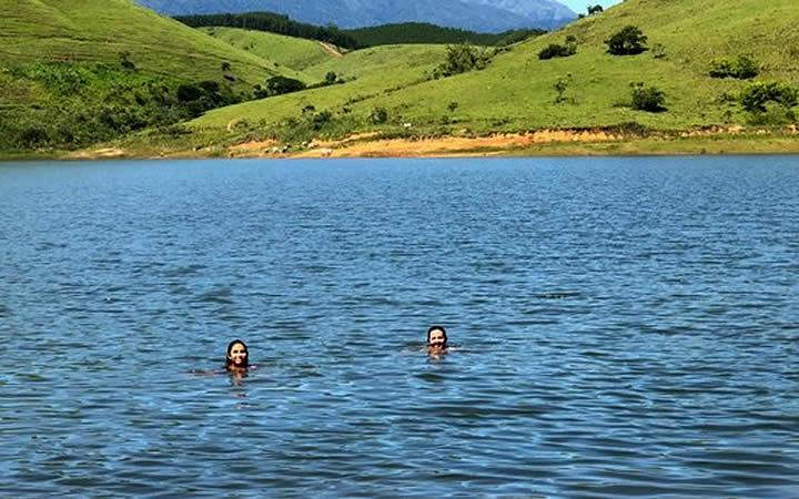 Represa do Funil São José do Barreiro