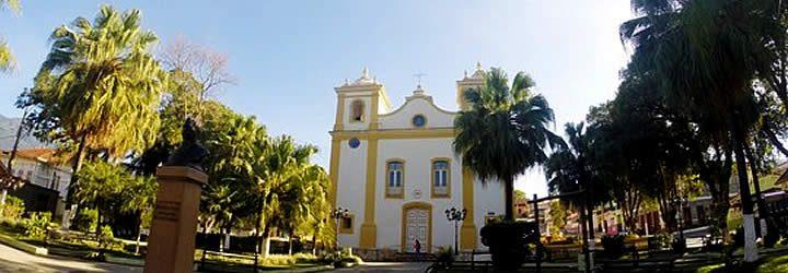 São José do Barreiro Igreja
