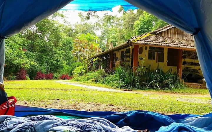 Camping Lumiar - Nova Friburgo