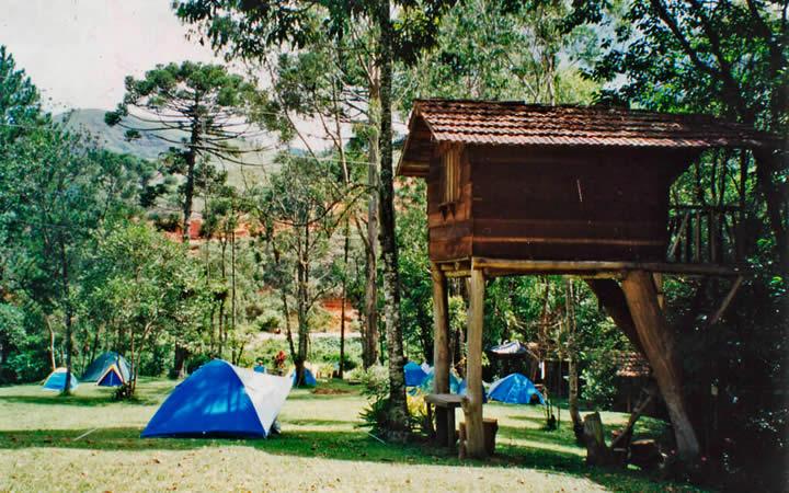 Camping Visconde de Mauá