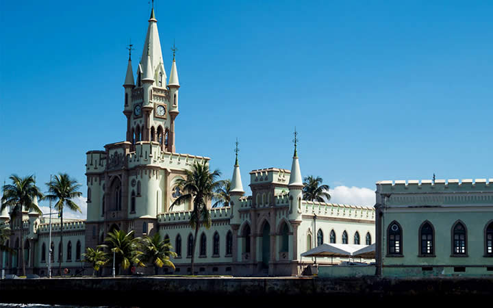 Castelo da Ilha Fiscal RJ