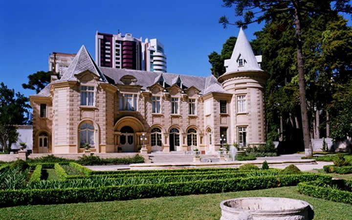 Castelo do Batel - Castelos no Brasil