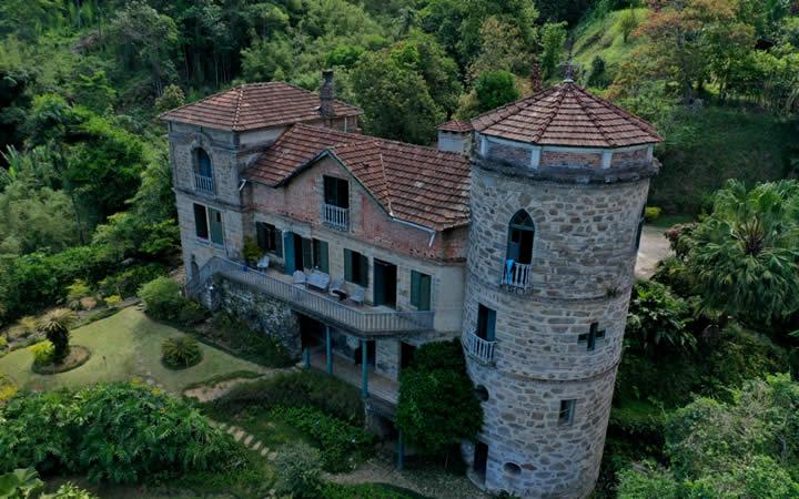 Castelo dos Riachos RJ