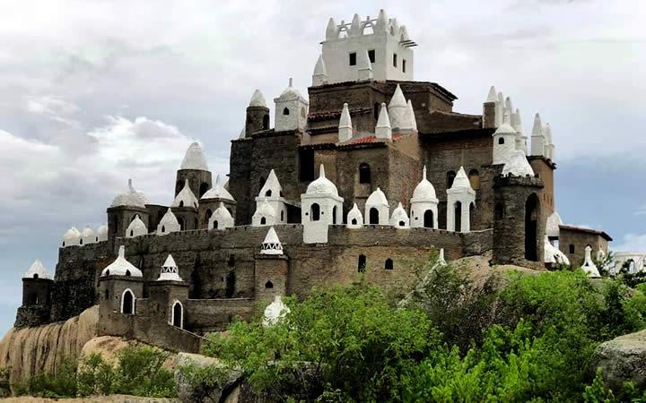 Castelo Zé dos Montes - Castelos no Brasil