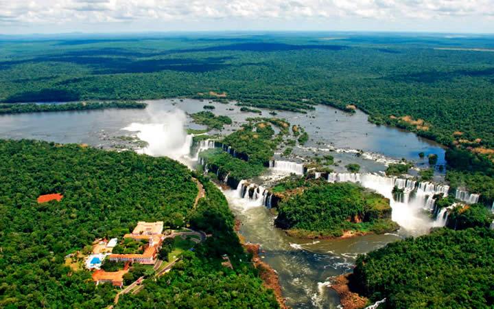 Parque Nacional do Iguaçu - Brasil