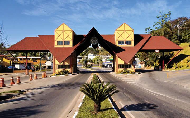 Portal da Cidade de São Roque SP