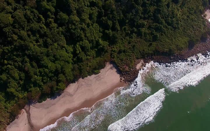 Praia de Itaquitanduva São Vicente