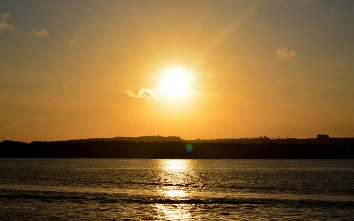 Praia do Jacaré - Cabedelo PB