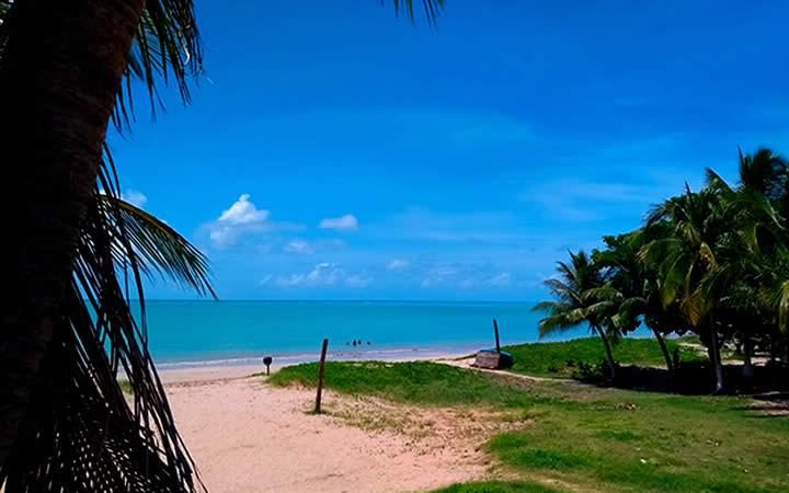 Praia Formosa Paraíba
