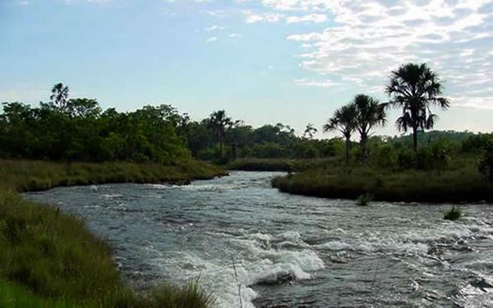 Rio Parque das Emas
