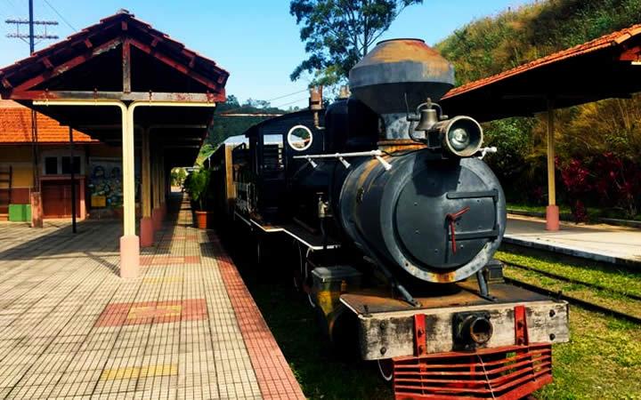Antiga Estação Ferroviária - Rota do Vinho São Roque