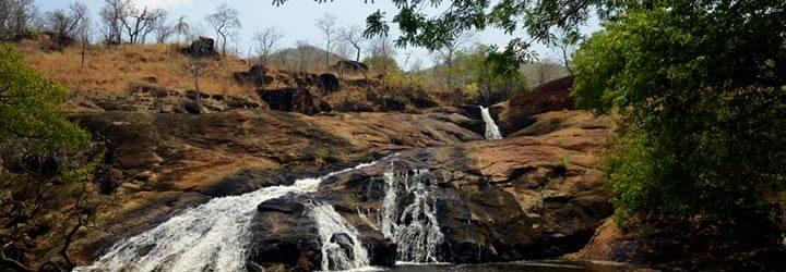 Cachoeira em Taquaruçu TO