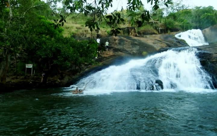 Cachoeira Taquaruçu TO