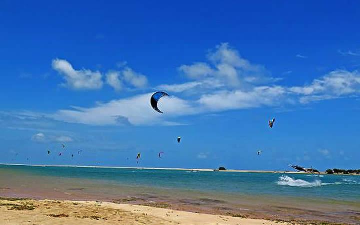 Ilha de Guajiru Praia