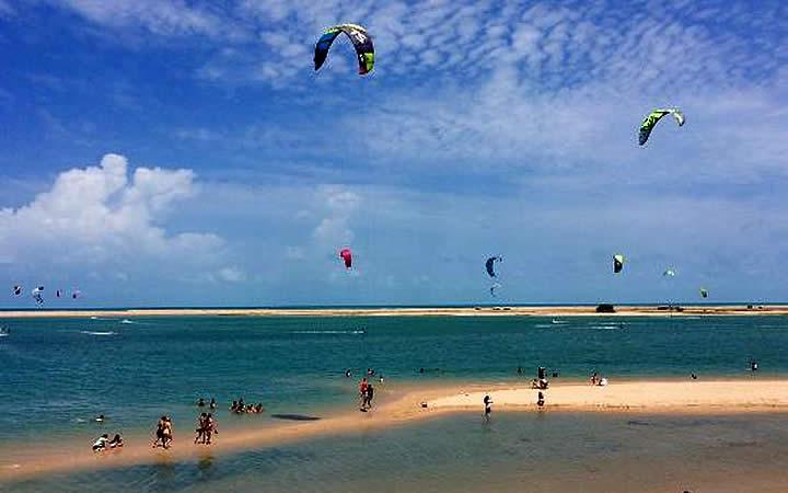 Kitesurf Ilha do Guajiru