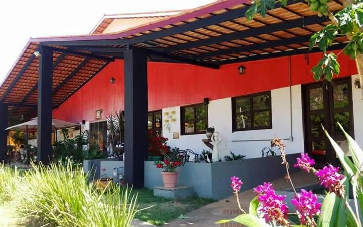Oriental Hotel Rural Taquaruçu TO