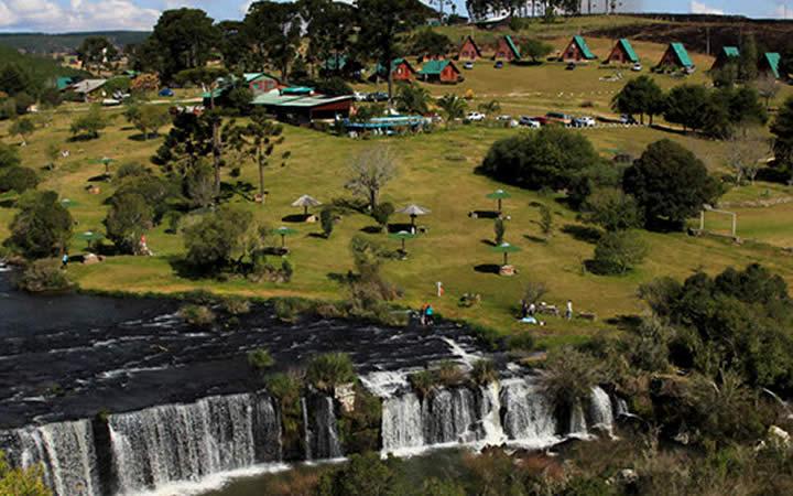 Parque das Cascatas