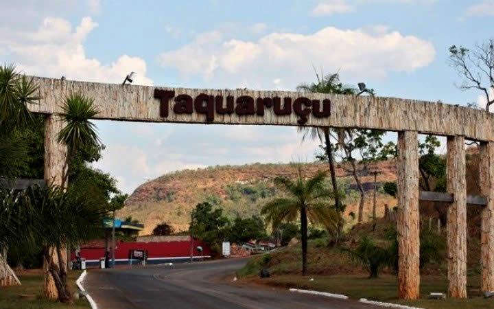 Portal de Taquaruçu TO