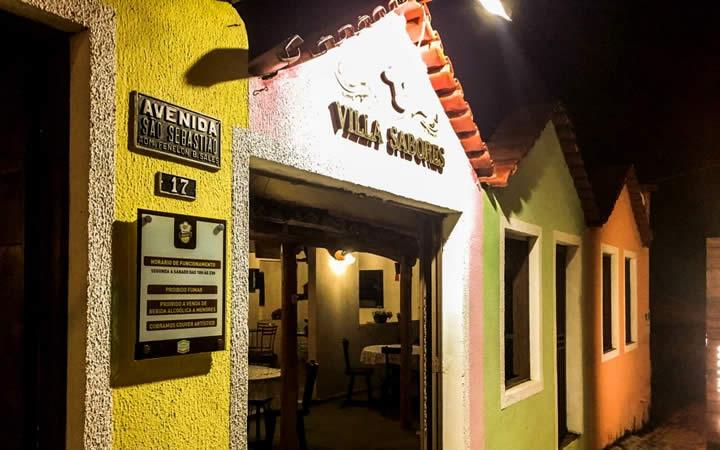Restaurante em Taquaruçu TO