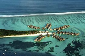 Club Med Kanc vista aérea