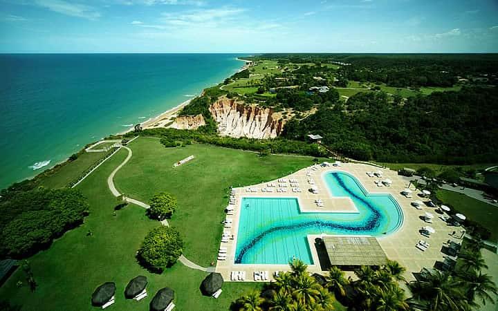Club Med vista aérea Village