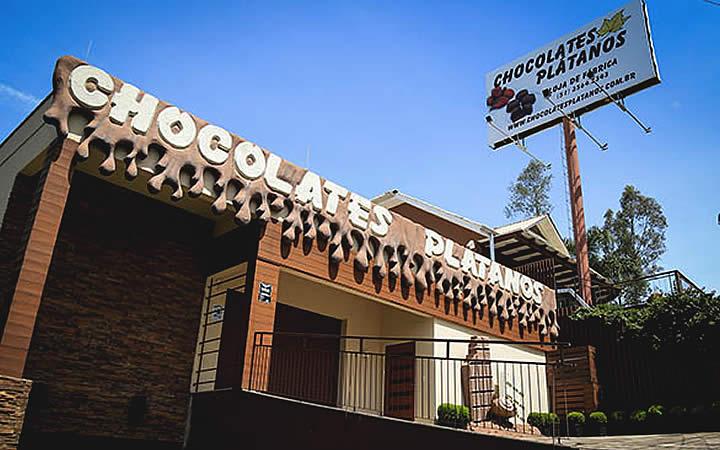 Fábrica de Chocolate Platános