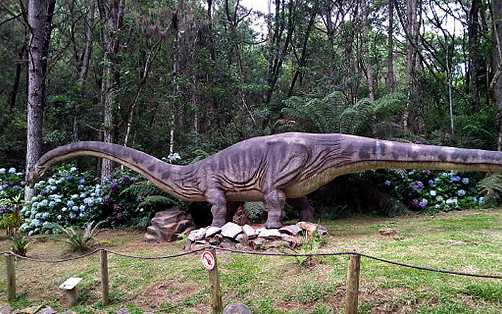 Parque Vale dos Dinossauros
