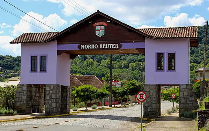 Portal Morro Reuter