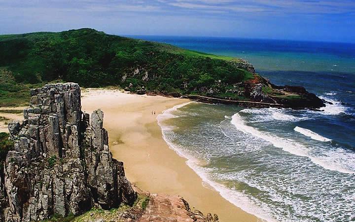 Praia de Torres RS